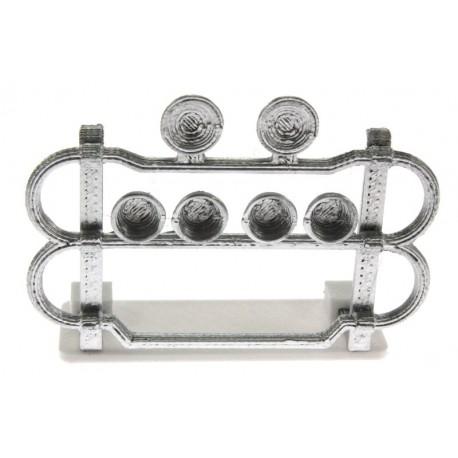 MASRO Rammschutz Bügel Hypnos für Siku Control 32 LKW