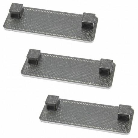 Ständer für Rammschutz Bügel - 3er Set