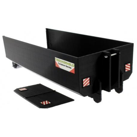 Mulden Container für Siku Control 32 Krampe Hakenlift (6786)