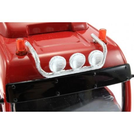 MASRO Dach-Lampen Bügel Minerva für Siku Control 32 LKW