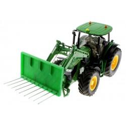 Silagegabel für Siku Control 32 Traktoren mit Frontlader
