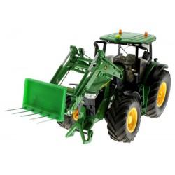 Mistgabel für Siku Control 32 Traktoren