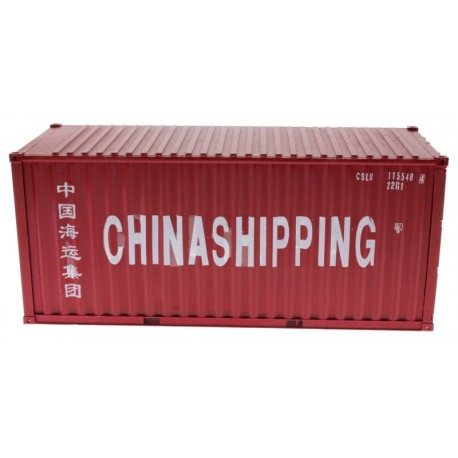 20 Fuss Container von Italeri (6516) 1:35 - Bausatz
