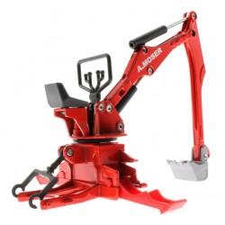 Siku 2066 – Heckbagger für Traktoren A Moser
