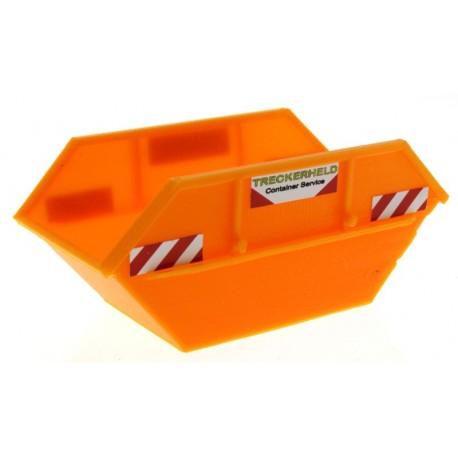 Absetzmulde zweiseitig abgesenkt 1:32 - Container für Siku Baustelle