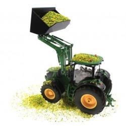 Getriebeschutz für Siku Control 32 Traktoren mit Frontlader 6777 6778 6792 6793