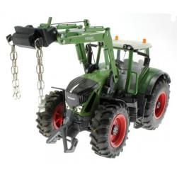 Kettenhalter für Siku Control 32 Traktoren mit Frontlader 6777 6778