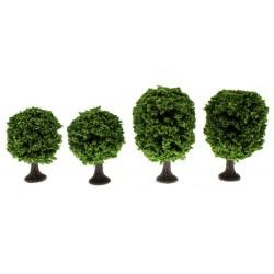 Obstbäume - 1:32 - Brushwood Toys 3025