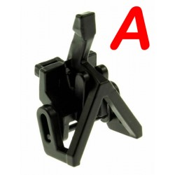Siku Frontkupplung mit Dreieck - Ersatzteil 1:32