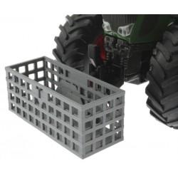 Lange Gitterbox für Siku Traktoren 1:32