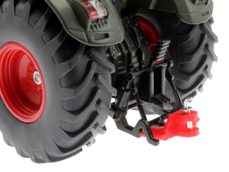 schwarz Siku Farmer Frontkupplung rot für 1:32 Traktoren