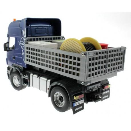 Gitteraufsatz für Siku Control32 LKW Scania und MAN