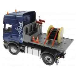 Arbeitsplattform für Siku Control32 LKW Scania und MAN