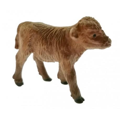 Cattle Rind dunkelbraun stehend 1:32