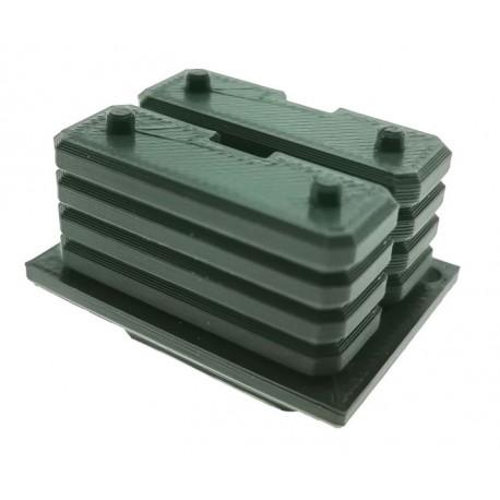 Ballast-Plattengewicht für Claas Xerion 5000 Siku Control 32 (6791,6794)