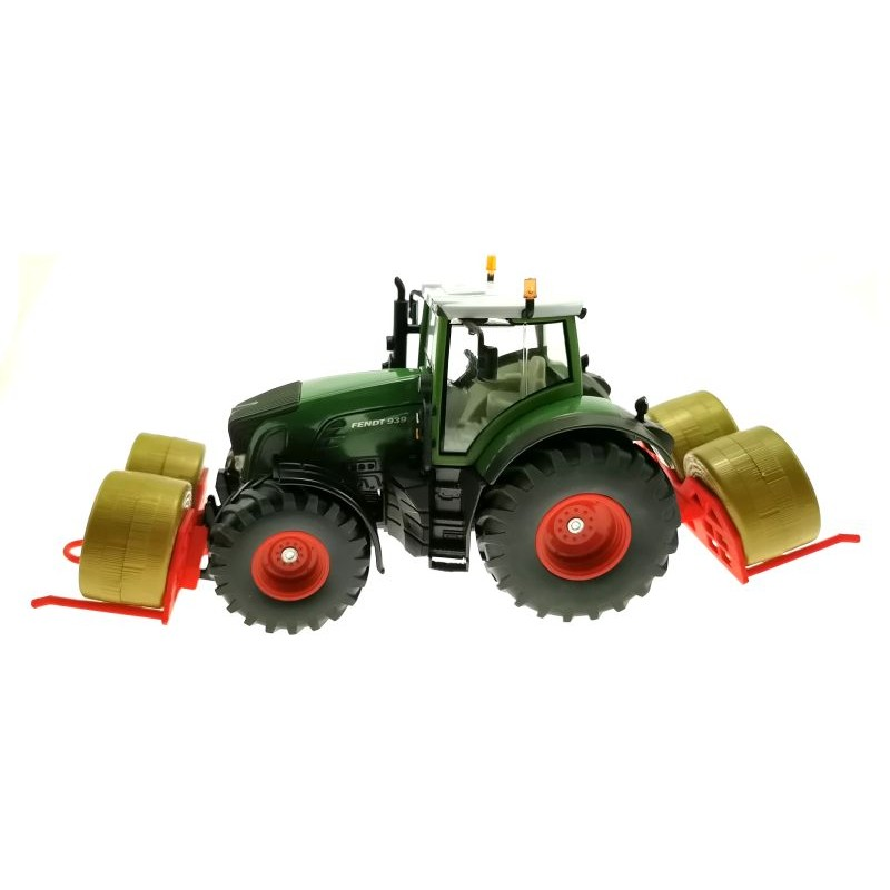 front doppelballengabel für siku traktoren 132