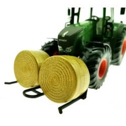 Front Doppel-Ballengabel für Siku Traktoren 1:32