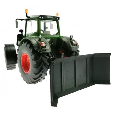 Heck Schild Jumbo für Siku Traktoren 1:32