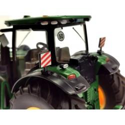 Warntafeln für Traktoren 1:32
