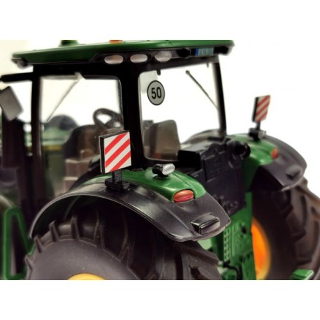 Warnttafeln für Traktoren 1:32