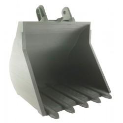 Steinbrecher Löffel für Siku Control 32 Liebherr Bagger 6740