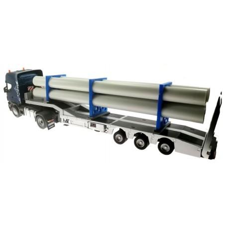Rohraufsatz 25mm für Siku Control32 LKW Tieflader (6721, 6723)