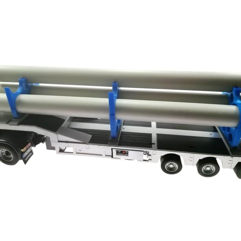 6721, 6723 Rohraufsatz 25mm für Siku Control32 LKW Tieflader