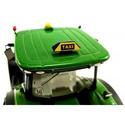 Taxi Schild für Siku Traktoren und Autos 1:32