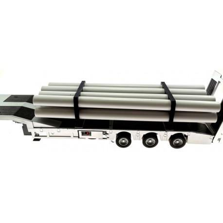 Rohraufsatz 16mm für Siku Control32 LKW Tieflader (6721, 6723)