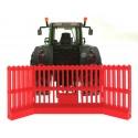 Heck-Silageschild gefächert für Siku Traktoren 1:32