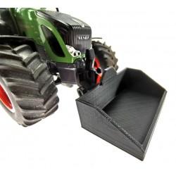 Front-Ladepritsche für Siku Traktoren 1:32