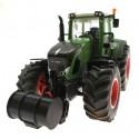 Gewicht Ballast Fass quer 1:32 für Siku Traktoren
