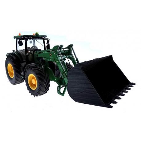 Kies-Schaufel für Siku Control 32 Traktoren mit Frontlader