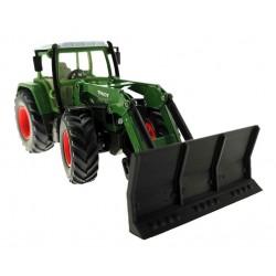 Räum-Schild für Siku Frontlader Traktoren 3652, 3653, 3554, 3656 - 1:32