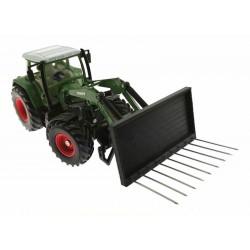 Silage Gabel für Siku Frontlader Traktoren 3652, 3653, 3554, 3656 - 1:32