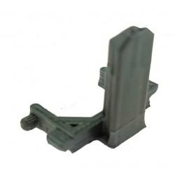 Adapter Abrollplattform-Zubehör an Heckkupplung für Siku Traktoren 1:32