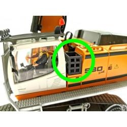 Werkzeug-Korb für Siku Control 32 Liebherr Bagger 6740