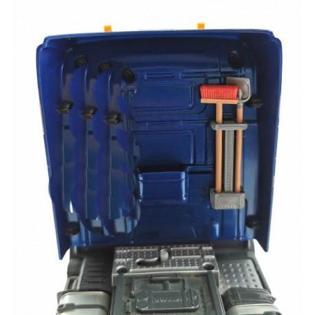 Besen und Schaufel Halter für Siku Control 32 LKW