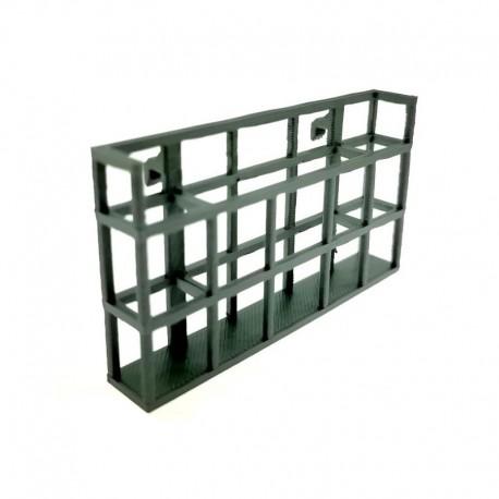 Werkzeug Gestell für TH Kipper- und Gitteraufsatz
