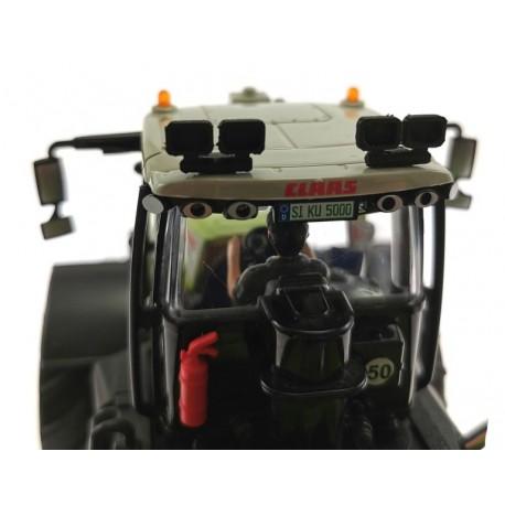 Dach Arbeitsscheinwerfer 2-Fach für Claas Xerion 5000 Siku Control 32 (6791,6794)
