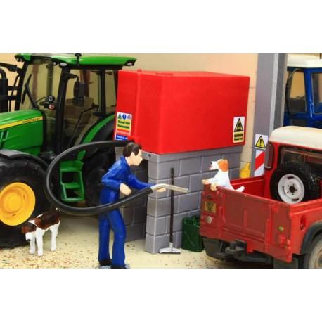 Diesel Tank mit Schlauch Brushwood Toys