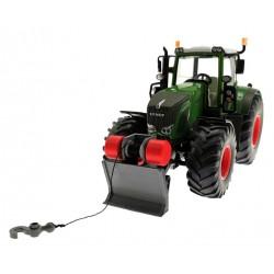 Forstschild Front mit Seilwinde für Siku Traktoren 1:32