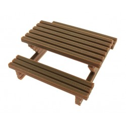 Picknick-Tisch Deich 1:32