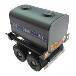 Dieselfass-Aufsatz für Siku Dolly Siga-Dou (2887) 1:32