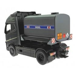 Dieselfass-Aufsatz für Siku Control32 LKW Scania, MAN oder Volvo