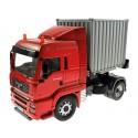 10 Fuss Container-Aufsatz für Siku Control32 LKW Scania, MAN oder Volvo