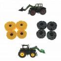 Radgewichte für Siku Control 32 Traktoren
