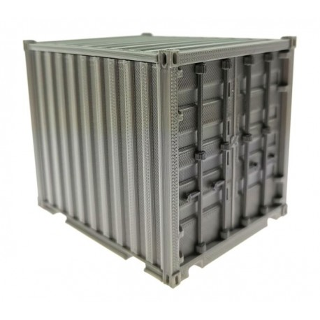 10 Fuss Container - Modellbau 1:32