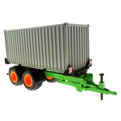 20 Fuss Container Anhänger 1:32