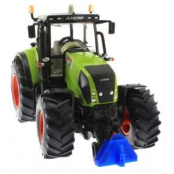 Anhängerdorn für Siku Frontdreieck – Adapter für Traktoren